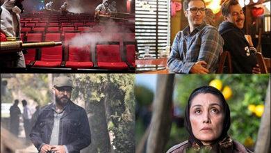تصویر از اکران سه فیلم جدید از امروز / آیا هدیه تهرانی و محمدرضا فروتن مخاطبان را به سینماها میکشانند؟