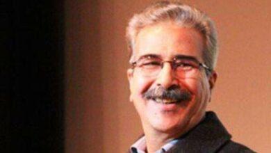 تصویر از مسعود مهرابی مدیرمسئول ماهنامه فیلم درگذشت