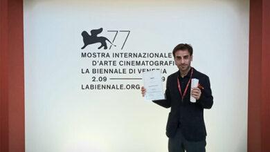 تصویر از موفقیت دیگری برای شهرام مکری در جشنواره فیلم ونیز