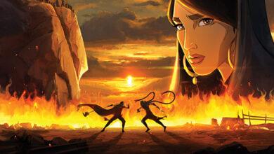 تصویر از انیمیشن «آخرین داستان» وارد شبکه نمایش خانگی شد