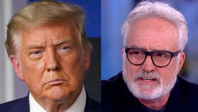 برادلی وایتفورد و دونالد ترامپ