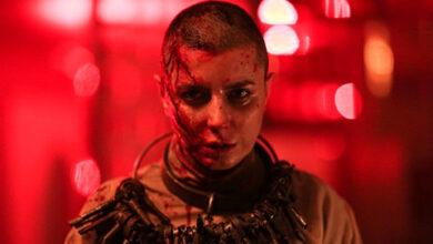 لیلا حاتمی در فیلم سینمایی قاتل و وحشی