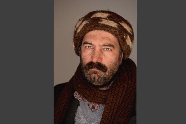 مجید صالحی در فیلم سینمایی «برف آخر»