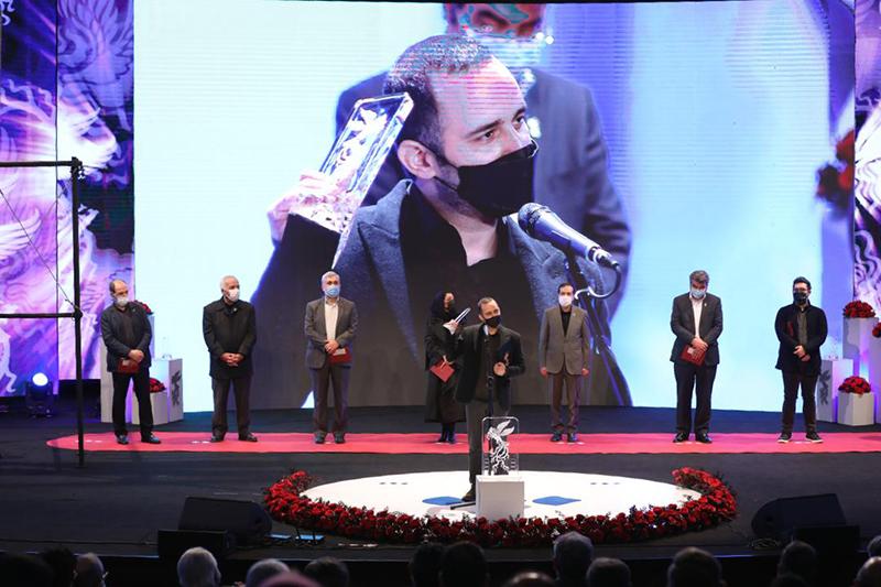 عکسهای مراسم اختتامیه سی و نهمین جشنواره فیلم فجر