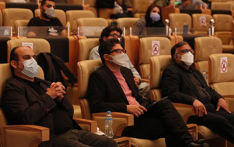 اختتامیه چهارمین جشنواره فیلم موج کیش