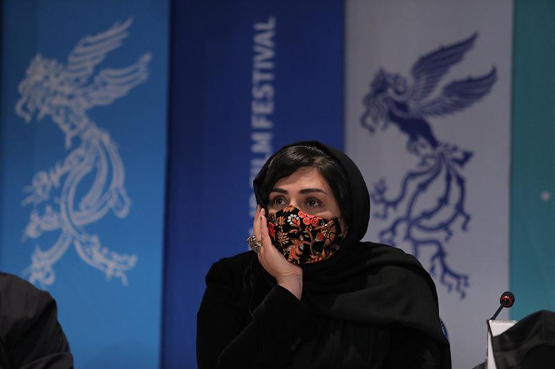 نشست خبری و پرسش و پاسخ فیلم «گیجگاه» در جشنواره فیلم فجر
