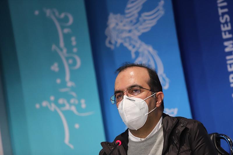 نشست خبری و پرسش و پاسخ فیلم سینمایی «منصور» در جشنواره فیلم فجر