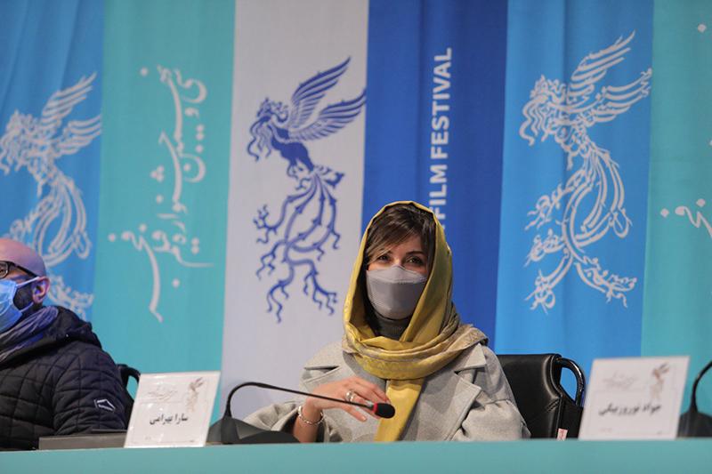 نشست خبری و پرسش و پاسخ فیلم سینمایی «روشن» در جشنواره فیلم فجر