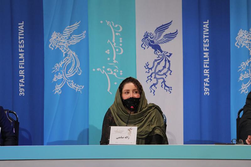 نشست خبری و پرسش و پاسخ فیلم «شیشلیک» در جشنواره فیلم فجر