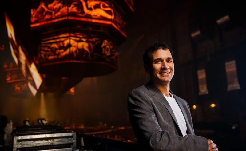 رامین جوادی آهنگساز سریال «بازی تاج و تخت»