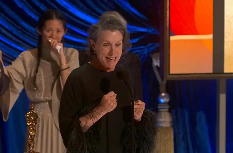 نود و سومین دوره جوایز اسکار
